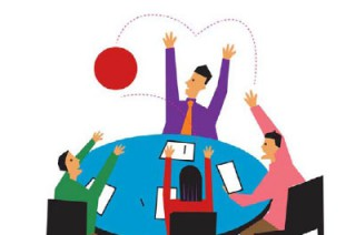 Fun Time clipart happy employee Keep need excited a knows