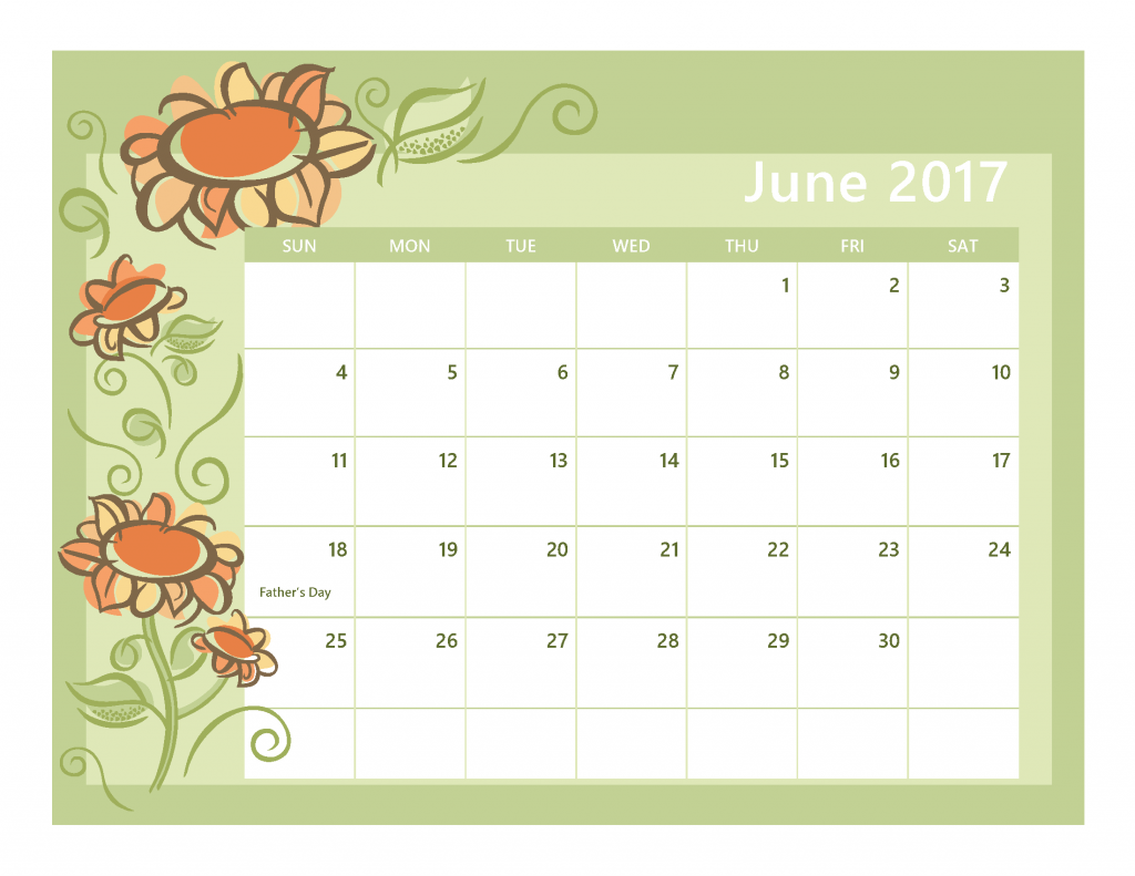 Fun Time clipart june In to is 2017 packed
