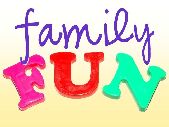 Fun Time clipart june Family Weekend Fun! Long Long