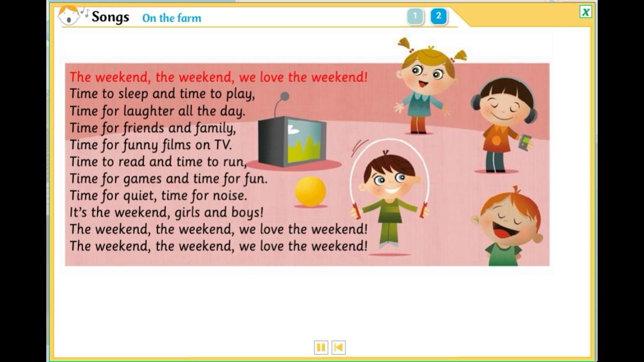 Fun Time clipart karaoke Songs version The Weekend Songs
