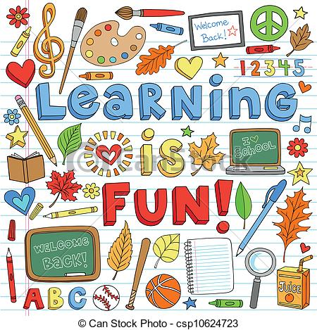Fun Time clipart learning Learning Illustrations Clipart royalty 231