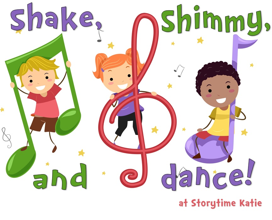 Danse clipart music and dance – katie storytime Movement shakeshimmyanddance