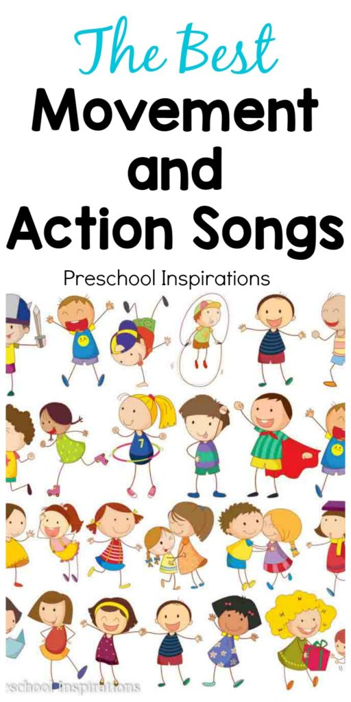 Fun Time clipart music and movement  of some Need Preschool