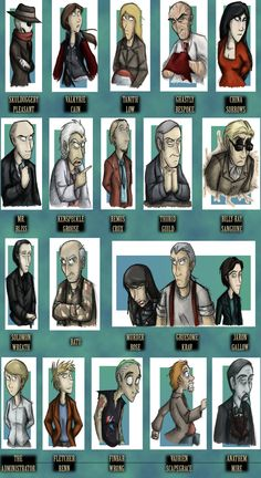 Fun Time clipart pleasant 3 by characters SkinnyGlasses of