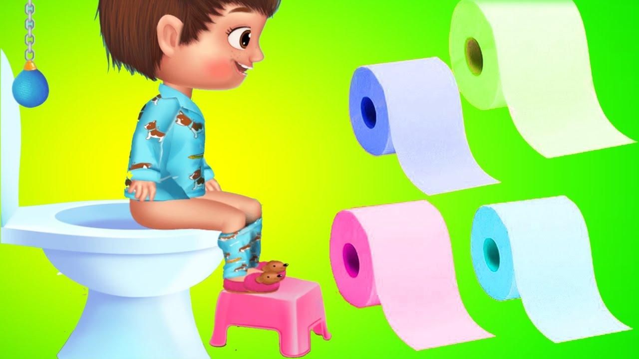Fun Time clipart school Gameplay Fun Toilet Toilet Back