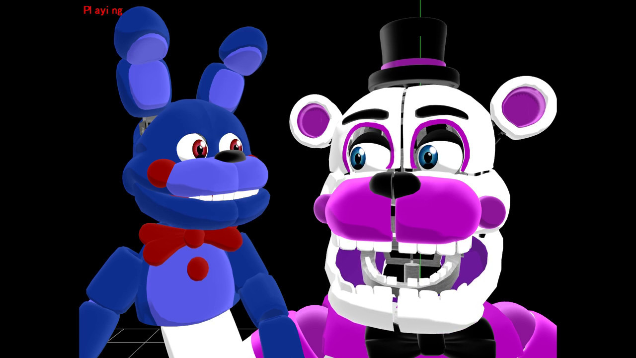 Fun Time clipart singing contest SING SING AND FUNTIME FREDDY