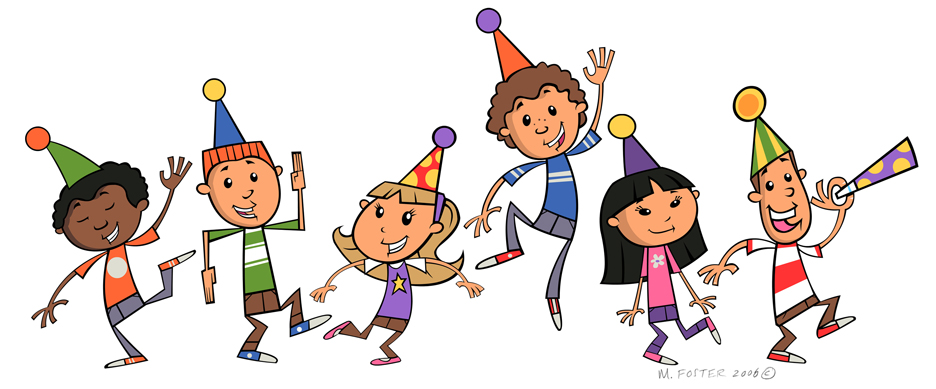 Fun Time clipart social committee A to Write Mission Committee