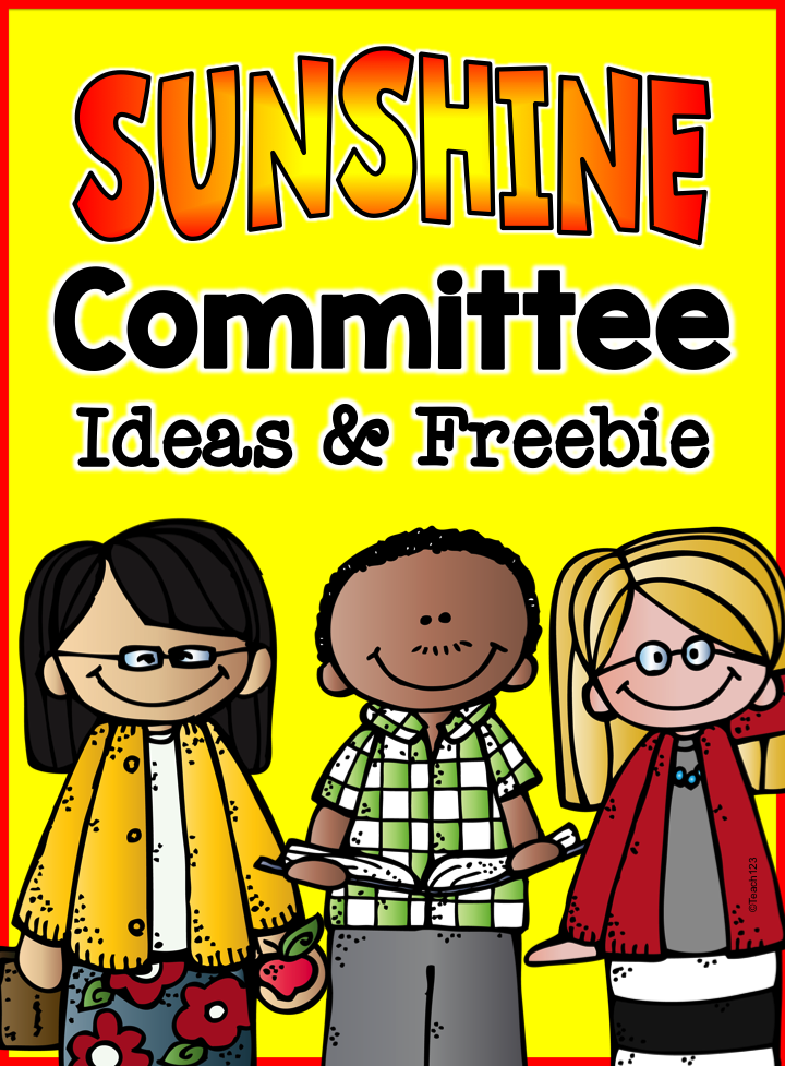 Fun Time clipart social committee Committe Committee Sunshine Ideas Committee