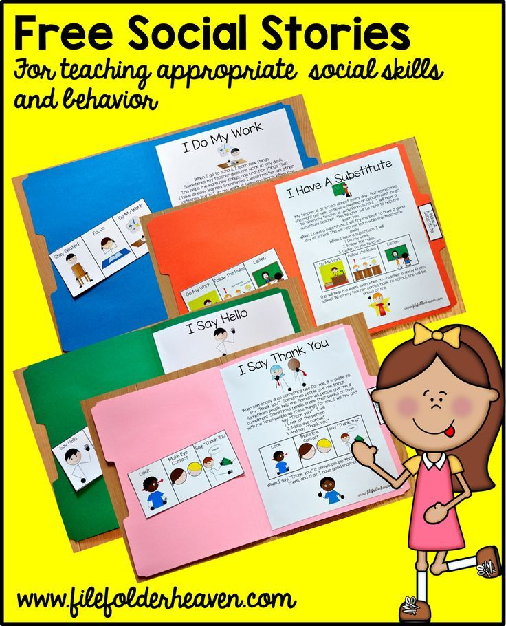 Fun Time clipart social skill Simple social that teach page