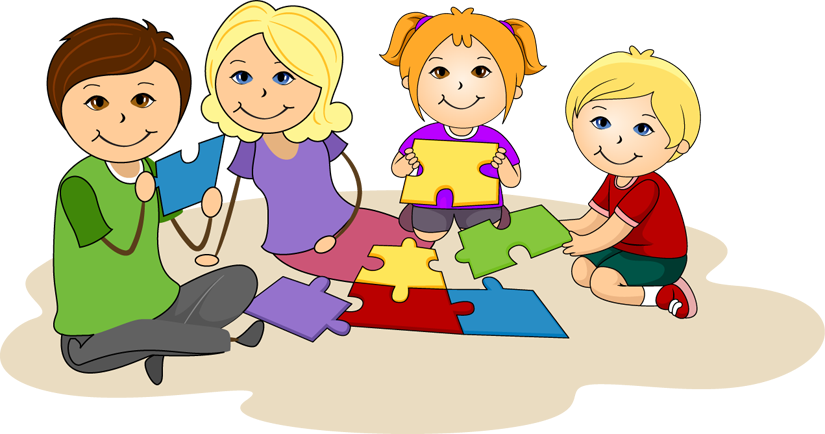 Fun Time clipart social skill Play build and social 'helps