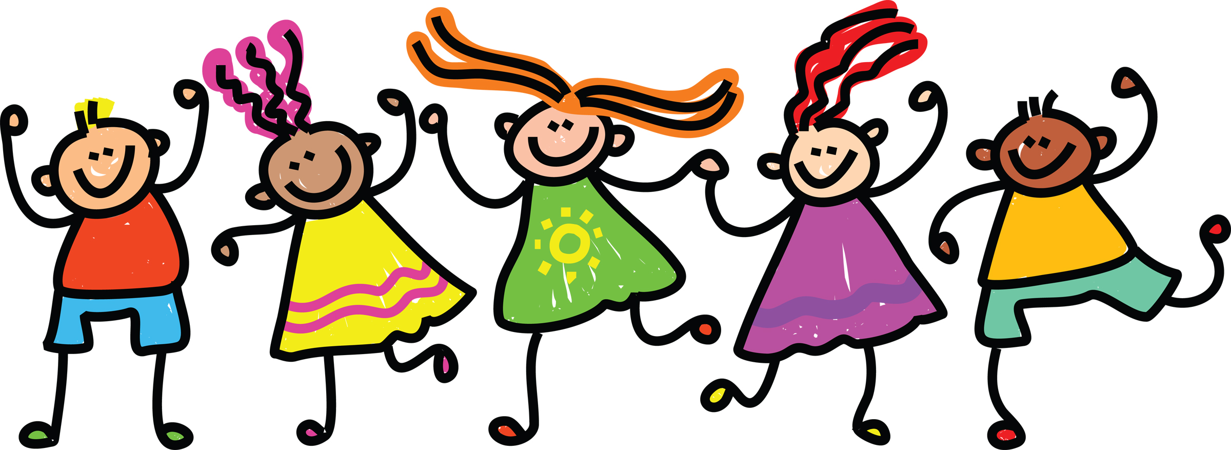Creative clipart childrens hands Student free high com Happy