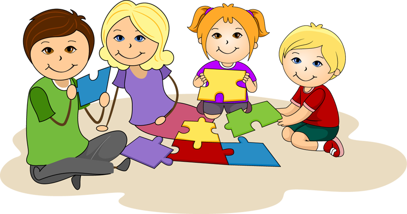 Child clipart working together Clipart Cliparts clipart Free
