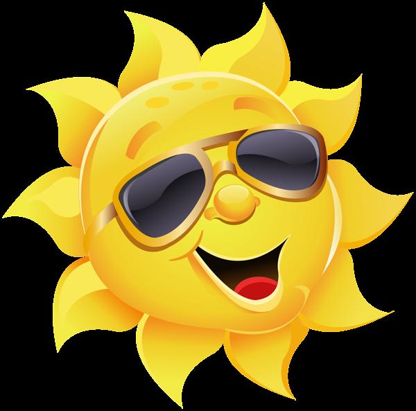 Smileys clipart sunglass Sun Clipart Sun clip Pinterest