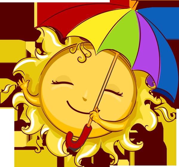 Holydays clipart summer The Sun Group Fun Clip