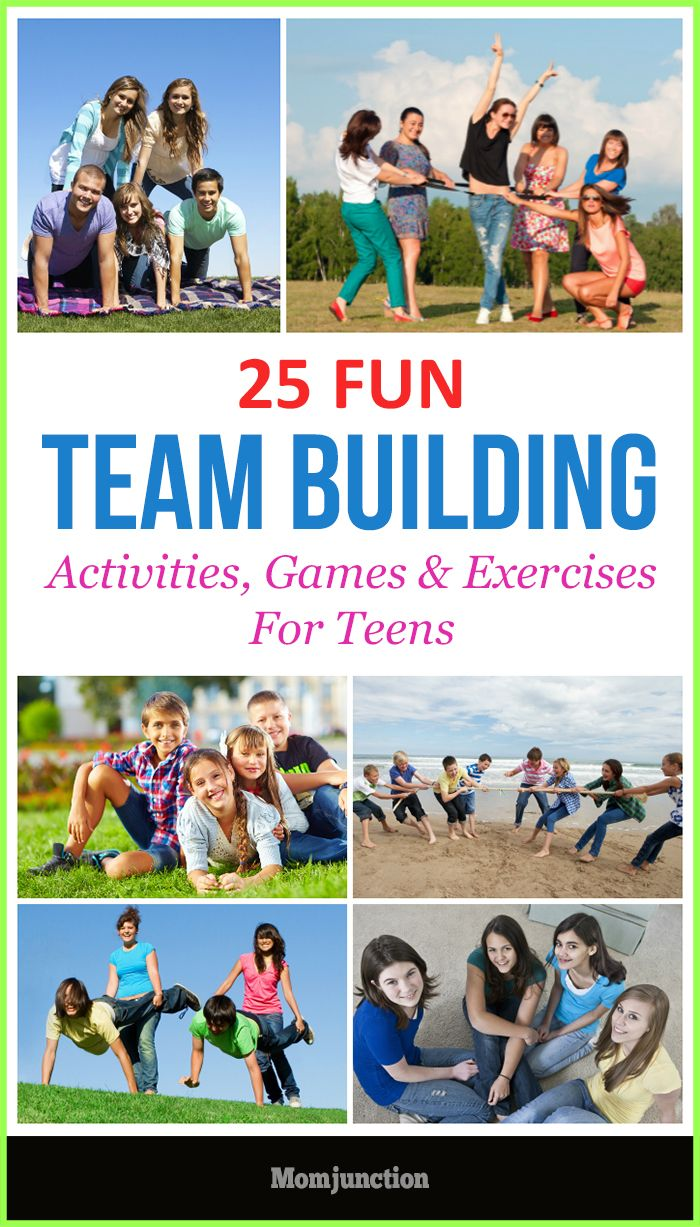Fun Time clipart working together Fun best Teens:Games games Building