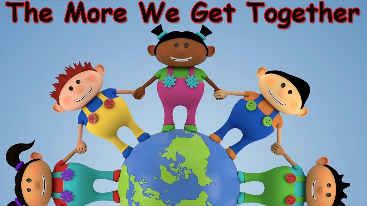 Fun Time clipart working together  The Nursery Kids YouTube