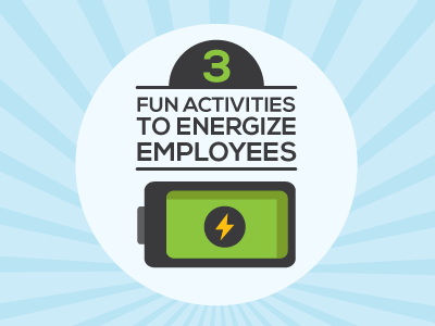Fun Time clipart workplace activity To Exercises 3  Energize