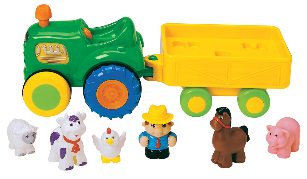 Fun Time clipart yellow thing Fun Tractor Time by Tractor