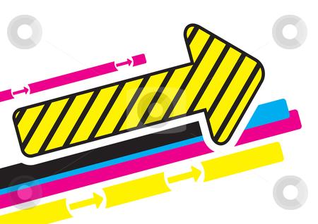 Arrow clipart funky #5