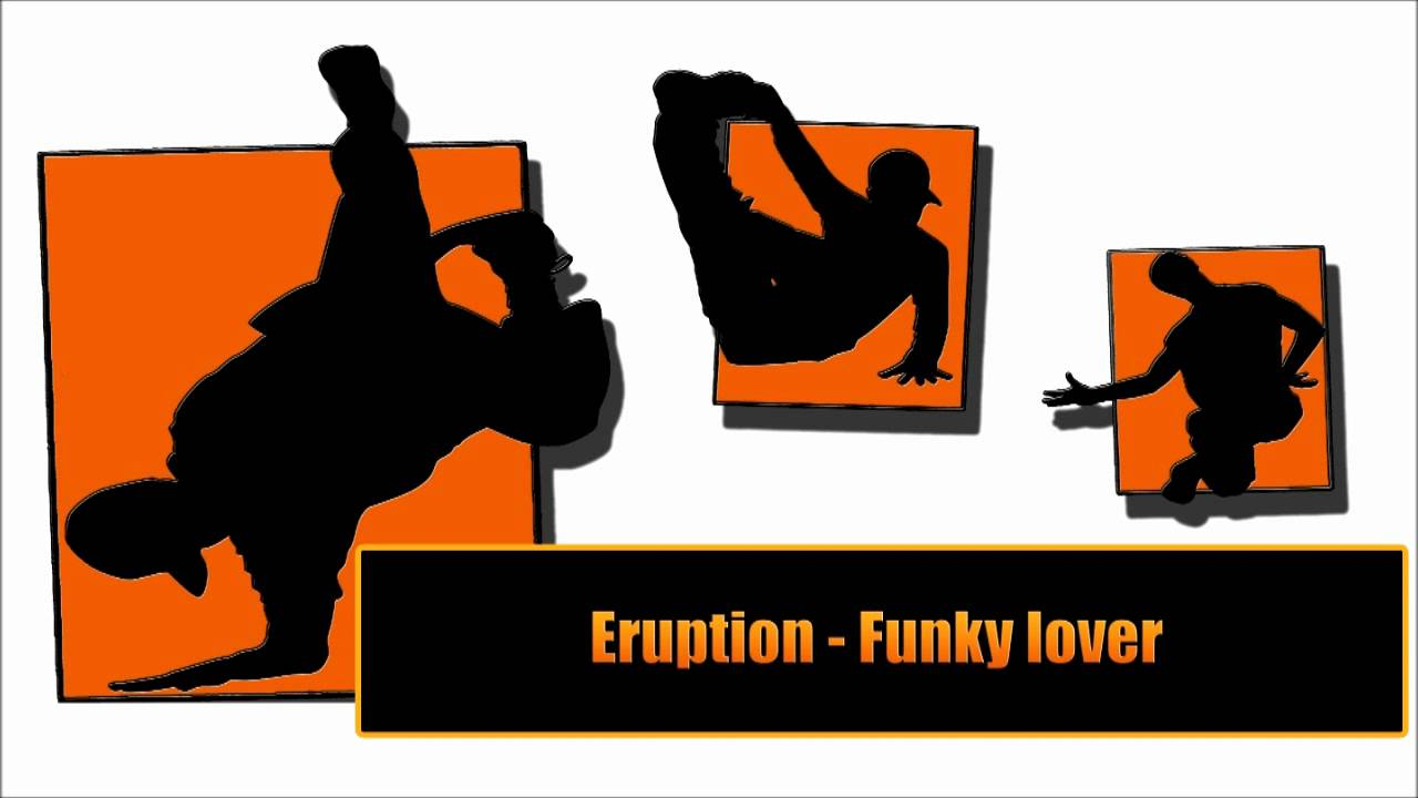Beats clipart funky Eruption Funky YouTube Lover
