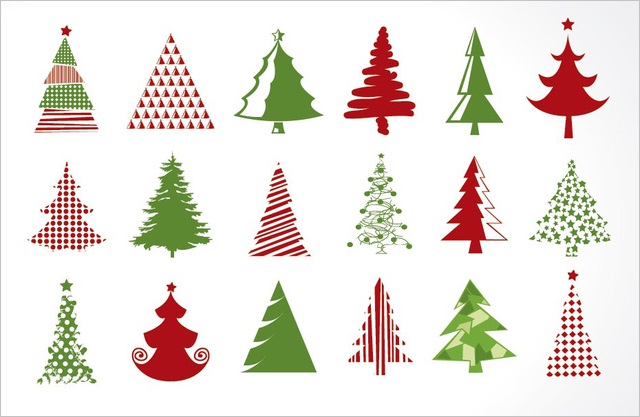 Christmas Tree clipart funky Design Christmas Awesome of Icons