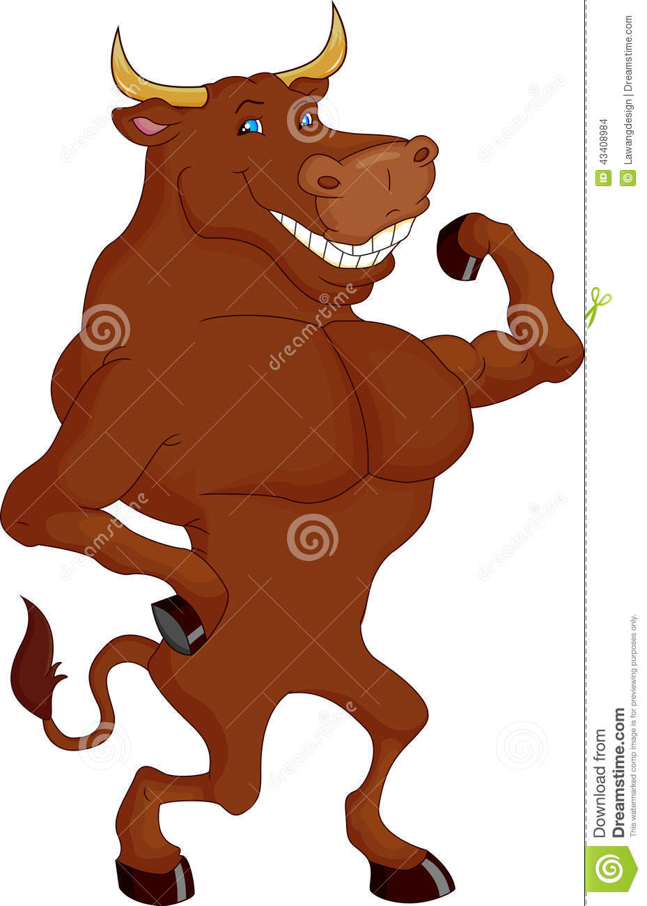 Bull clipart funny Pictures Funny Muscular Funny 16