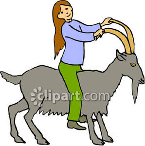 Billy Goat clipart cartoon Clipart Funny Funny Goat Billy
