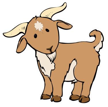 Mountain Goat clipart printable Clip clip art goat art