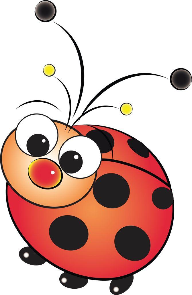 Bugs clipart flying lady Best LADYBUGS Pinterest Ladybugs on