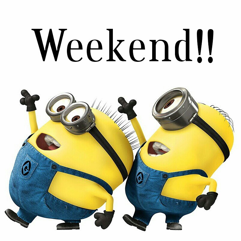 Despicable Me clipart friendship Quotes Happy #minions Funny #weekend
