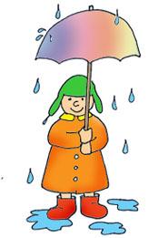 Season clipart wet weather #9