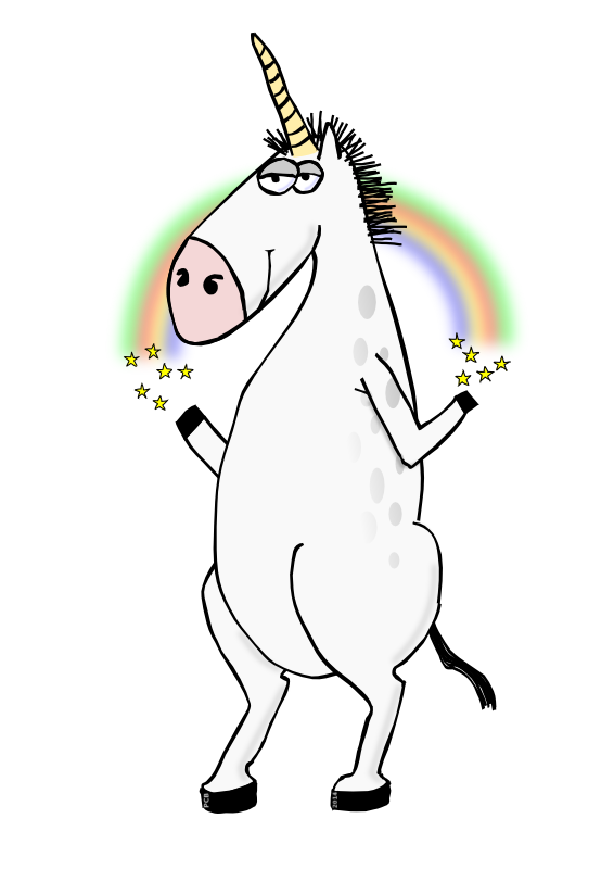 Fantasy clipart cartoon Clipart 27 Unicorn 81 Unicorn