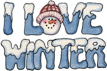 Vacation clipart i love Download Funny Art Winter Winter