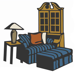 Furniture clipart living thing Clipart Images furniture Free Furniture