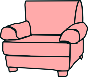 Furniture clipart Online Clker at art royalty