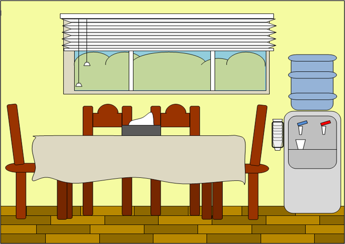 The Kitchen clipart dining room Images com Diningroom Diningroom art