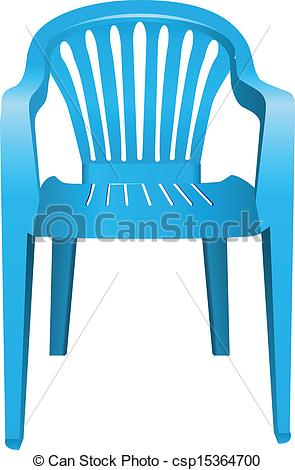 Furniture clipart artwork The chair Plastic  is