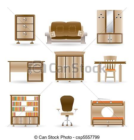 Furniture clipart beautifull Furniture Clipart Office Office Furniture