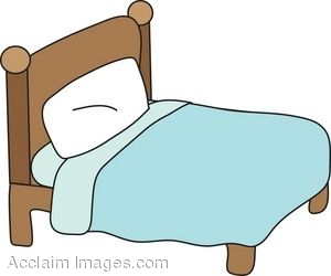 Blanket clipart cute bed Clip Simple Clipart Info Bed