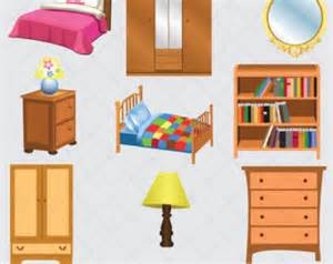 Furniture clipart bedroom furniture Public free Art Bedroom online