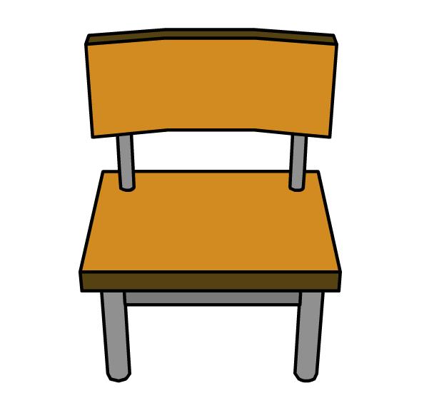 Desk clipart class Art Free Chair Free Clip