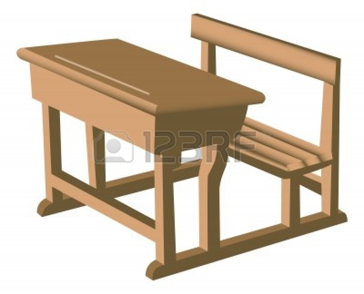 Furniture clipart classroom desk Chair For My Student Student