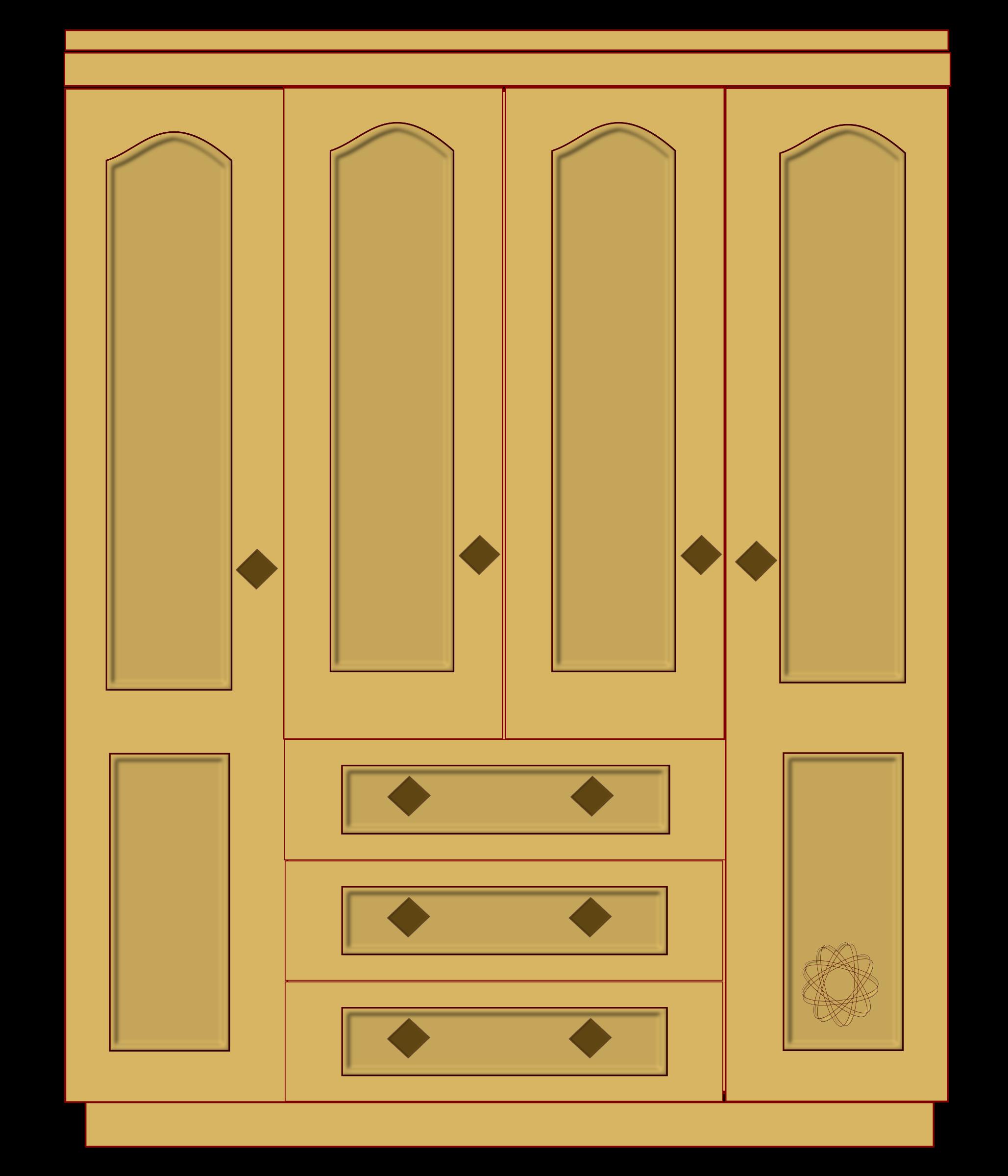 Door clipart closet door And clip Closet #Closet clipart