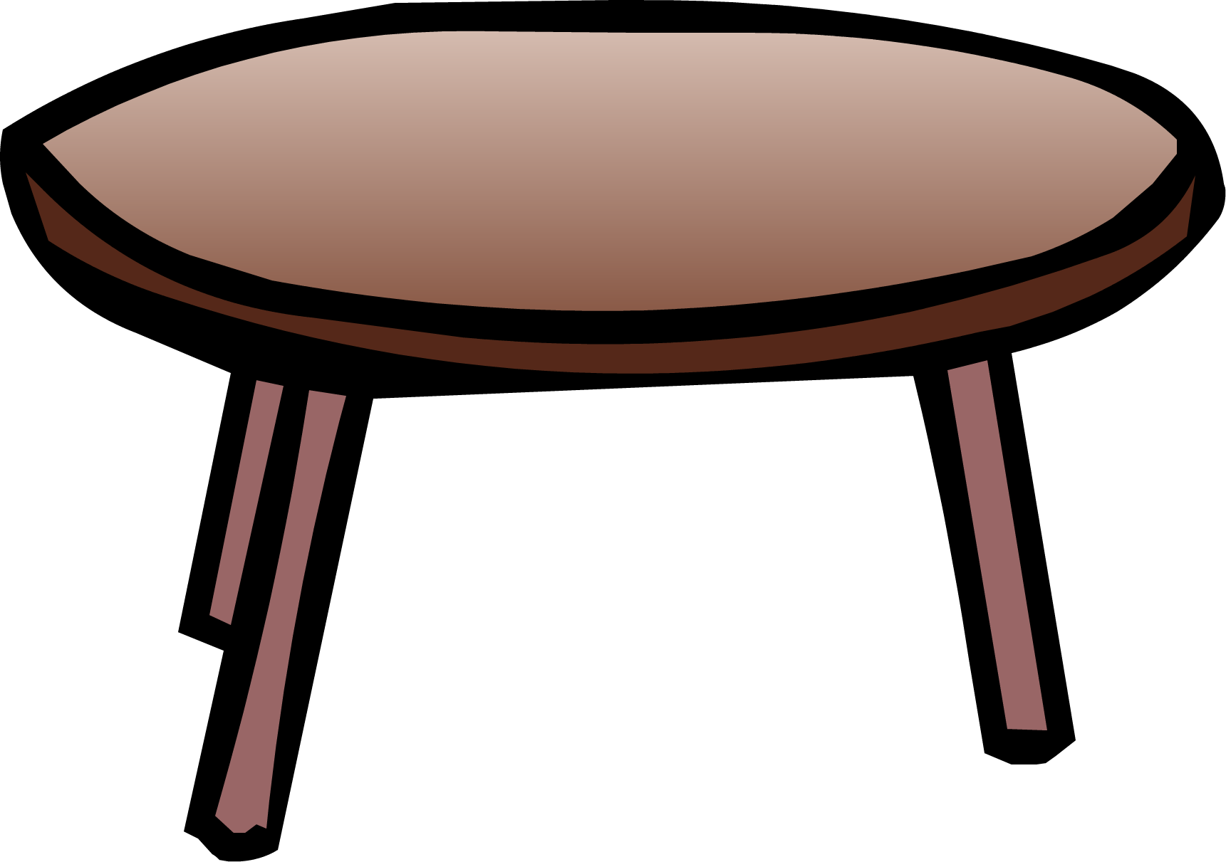 Furniture clipart coffee table Fandom (ID Wiki by 33)