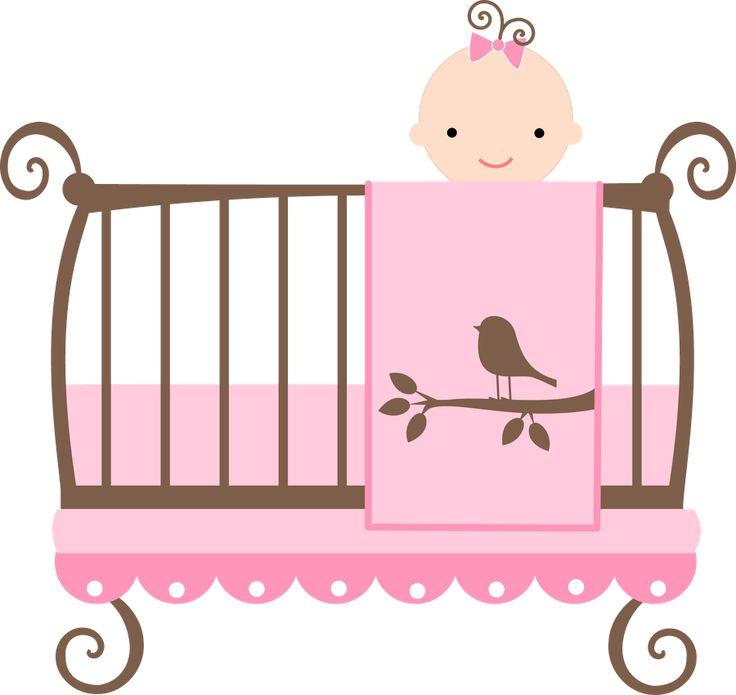 Bed clipart girly Images on Menina) Minus e