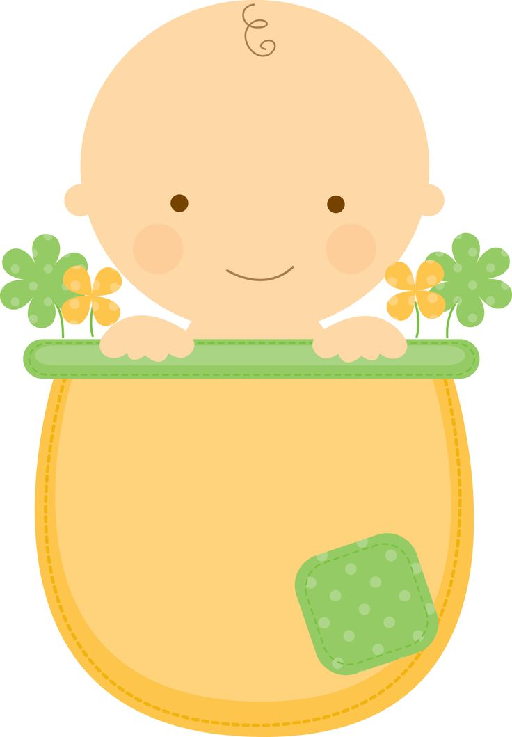 Yellow clipart baby clothes On on stuff baby baby