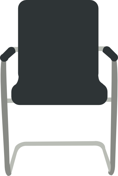 Desk clipart armchair  Clker as: Download royalty