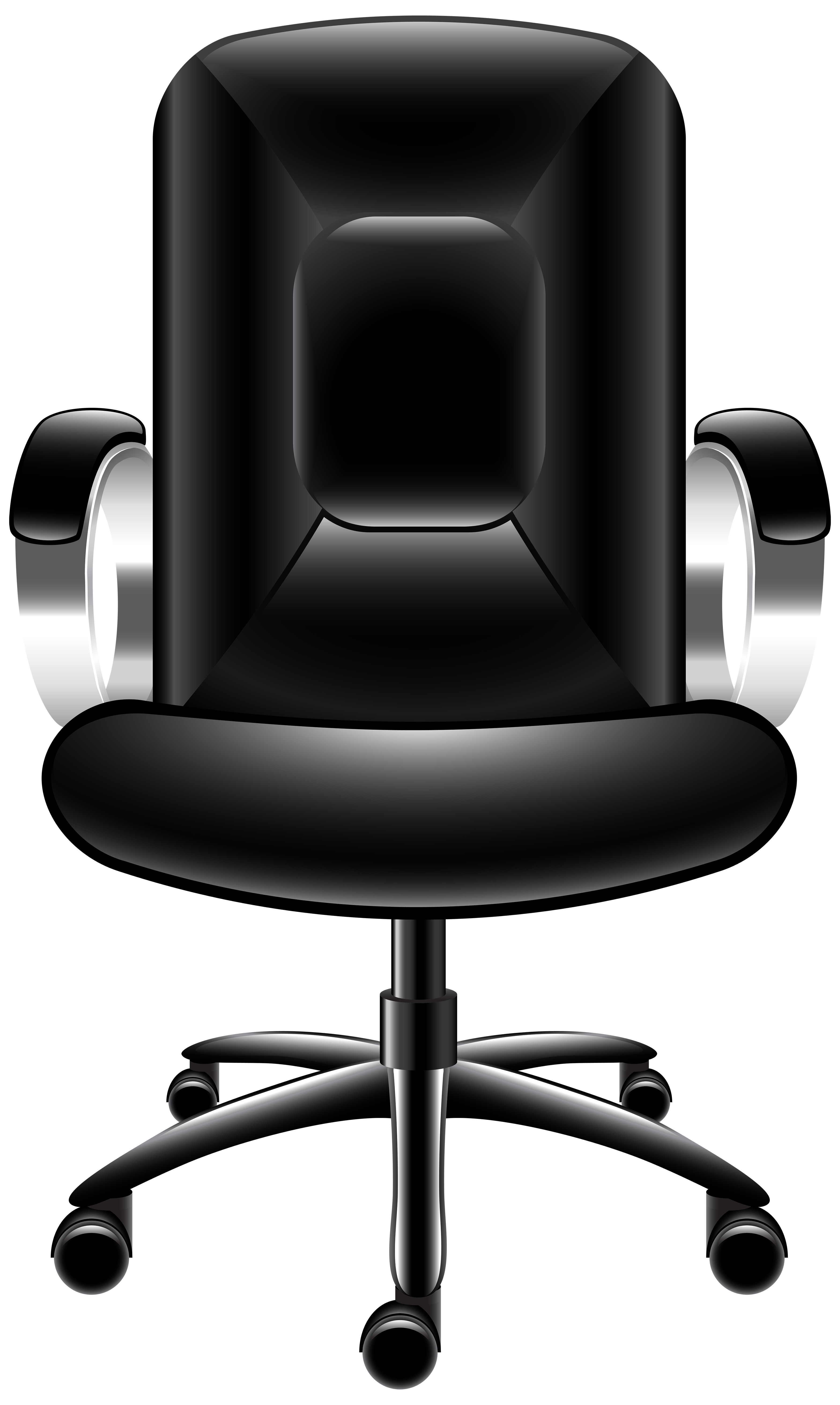 Office clipart office chair ?  View Clip Transparent