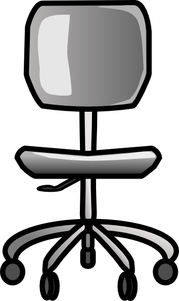 Office clipart office chair As: art Download at Clip