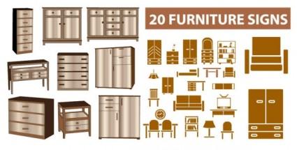 Furniture clipart home furniture Art Clip Home Furniture Clip
